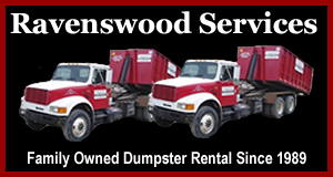 Dumpster Rental in Sterling MA from Ravenswood Services